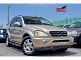 2001 Mercedes-Benz ML 430 4Matic