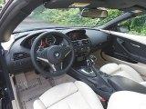 2010 BMW 6 Series Interiors