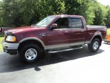 2003 Ford F150 XLT SuperCrew 4x4 Data, Info and Specs