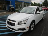 2016 Chevrolet Cruze Limited Summit White