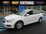 2016 Summit White Chevrolet Cruze Limited LT #105716492