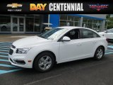 2016 Summit White Chevrolet Cruze Limited LT #105716490