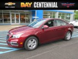2016 Siren Red Tintcoat Chevrolet Cruze Limited LT #105716485