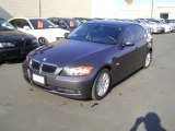 2006 Sparkling Graphite Metallic BMW 3 Series 325i Sedan #1055692