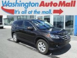 2013 Kona Coffee Metallic Honda CR-V EX AWD #105716517