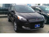 2016 Shadow Black Ford Escape Titanium #105716445