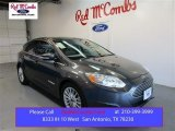 2015 Magnetic Metallic Ford Focus Electric Hatchback #105750122