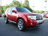 2009 Ford Escape Sangria Red Metallic