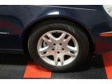 Mercedes-Benz E 2004 Wheels and Tires