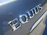 Hyundai Equus Badges and Logos