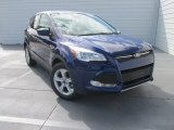 2016 Deep Impact Blue Metallic Ford Escape SE #105750271