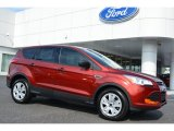 2016 Sunset Metallic Ford Escape S #105750209