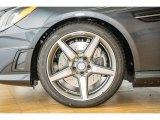 Mercedes-Benz SLK 2015 Wheels and Tires