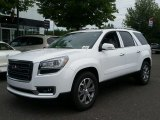 2016 Summit White GMC Acadia SLT AWD #105750026