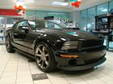 2009 Ford Mustang Saleen H302 Dark Horse Coupe Data, Info and Specs