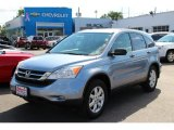 2011 Glacier Blue Metallic Honda CR-V SE 4WD #105750187