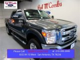 2015 Magnetic Ford F250 Super Duty XLT Crew Cab 4x4 #105779258