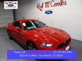 2015 Race Red Ford Mustang GT Coupe #105779257