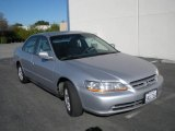 2002 Satin Silver Metallic Honda Accord SE Sedan #1014932