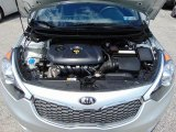 Kia Forte Engines