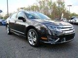 2010 Tuxedo Black Metallic Ford Fusion Sport AWD #10548557