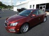 2016 Siren Red Tintcoat Chevrolet Cruze Limited LT #105779419