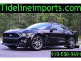 2015 Black Ford Mustang GT Coupe #105779649