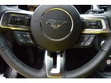 2015 Ford Mustang GT Coupe Steering Wheel