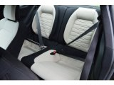 2015 Ford Mustang GT Coupe Rear Seat