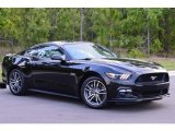 2015 Ford Mustang GT Coupe Front 3/4 View