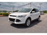 2016 White Platinum Metallic Ford Escape Titanium #105779571
