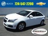 2016 Summit White Chevrolet Cruze Limited LT #105779549