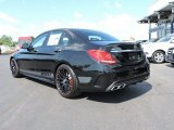 2015 Mercedes-Benz C 63 AMG Coupe