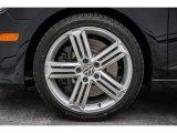 Volkswagen Golf R 2012 Wheels and Tires