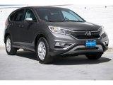 2015 Modern Steel Metallic Honda CR-V EX #105817127