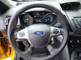 2016 Ford Escape SE 4WD Steering Wheel