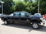 2015 Tuxedo Black Ford F250 Super Duty XL Crew Cab 4x4 #105817050