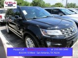 2016 Shadow Black Ford Explorer Limited #105816978