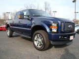 2009 Ford F350 Super Duty Harley-Davidson Crew Cab 4x4 Data, Info and Specs