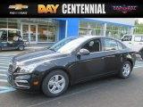 2016 Black Granite Metallic Chevrolet Cruze Limited LT #105817025