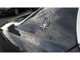 Maserati Quattroporte Badges and Logos