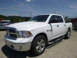 2014 Bright White Ram 1500 SLT Crew Cab 4x4 #105866477