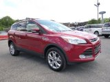2013 Ruby Red Metallic Ford Escape SEL 2.0L EcoBoost 4WD #105870551