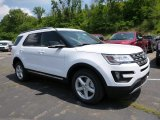 2016 Oxford White Ford Explorer XLT 4WD #105870546