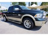 2015 Ram 1500 Black Forest Green Pearl