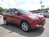 2015 Sunset Metallic Ford Escape Titanium #105870552
