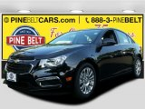 2016 Black Granite Metallic Chevrolet Cruze Limited ECO #105870452
