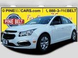 2016 Summit White Chevrolet Cruze Limited LS #105870448