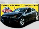 2016 Blue Ray Metallic Chevrolet Cruze Limited LS #105870446