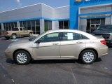 2009 Chrysler Sebring Light Sandstone Metallic